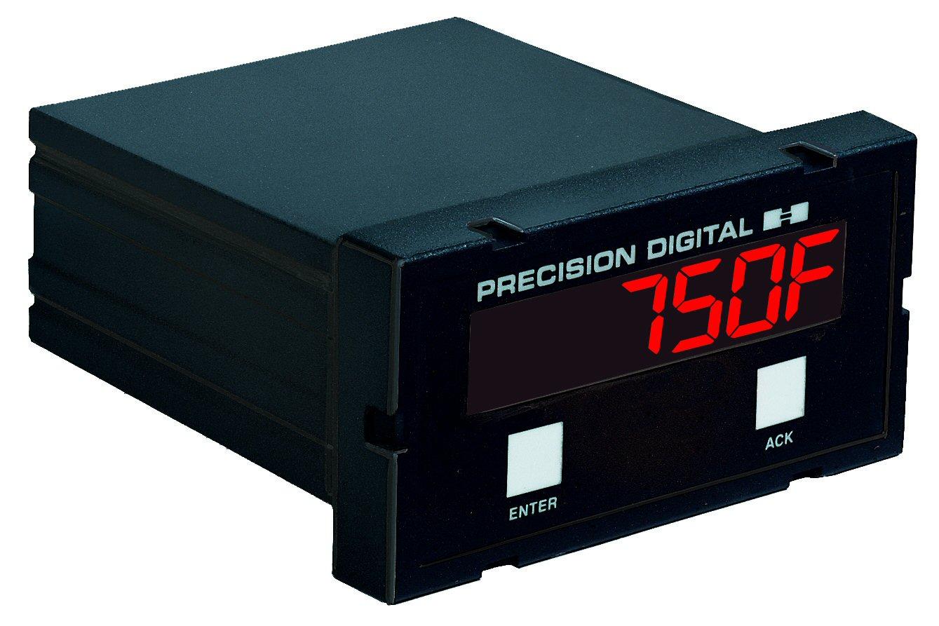 Precision Digital Panel Meters : Precision digital meters